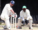 Qasim Sheikh led Scotland's charge with 108, Kenya v Scotland, ICC Intercontinental Cup, Nairobi, 2nd day, January 26, 2010