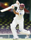 Lee Carseldine stood out for the Bulls, NSW v Queensland, Sheffield Shield, SCG, 1st day, 29 January, 2010