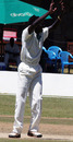 Nehemiah Odhiambo appealing unsuccessfully for lbw against Douglas Lockhart, Kenya v Scotland, Intercontinental Cup, Nairobi, 4th day, January 28, 2009