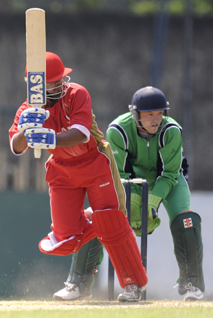 Hiral Patel's unbeaten 88 included nine fours and two sixes, Canada v Ireland, Sri Lanka Associates T20 Series, 3rd Match, Colombo, February 3, 2010