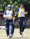 Thilina Kandamby was dismissed by Thilan Thushara, Basnahira North v Kandurata, Sri Lanka Cricket Inter-Provincial Limited Over Tournament, Colombo, February 6, 2010