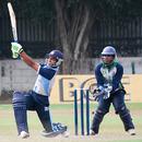 Chathura Peiris goes on the attack, Sri Lanka Cricket Combined XI v Wayamba, Sri Lanka Cricket Inter-Provincial Limited Over Tournament, Colombo, February 9, 2010