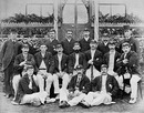 The 1893 Australian team to England