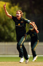 Ellyse Perry grabbed five New Zealand wickets