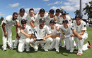 New Zealand celebrate their one-off Test success