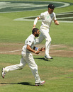 Jeetan Patel gets New Zealand a vital breakthrough, New Zealand v Bangladesh, only Test, Hamilton, 5th day, February 19, 2010