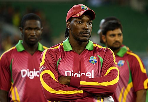 Chris Gayle's 4-1 dream came crashing in the ODI series