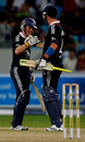 Kevin Pietersen and Eoin Morgan's record partnership for England in Twenty20 Internationals made light work of Pakistan's total, England v Pakistan, 1st Twenty20, Dubai, February 19, 2010