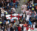 England fans show their support, England v Pakistan, 1st Twenty20, Dubai, February 19, 2010