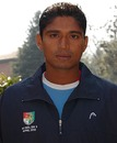 Pramodh Raja, player portrait