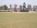 Birendra Sainik Maha Vidyalaya Ground, View from the Army Camp End
