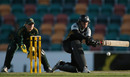 Maria Fahey top scored with 42, Australia v New Zealand, 3rd women's T20, Hobart, February 23, 2010