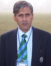 Ishtiaq Ahmed, Portrait