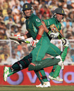 AB de Villiers and Jacques Kallis added a massive 173 for the third wicket