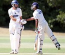 Tim McIntosh and Jeet Raval added 169 for the first wicket, Auckland v Wellington, Colin Maiden Park, February 28, 2010