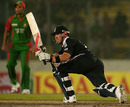 Matt Prior shared an important stand with Eoin Morgan,  Bangladesh v England, 2nd ODI, Dhaka, March 2, 2010