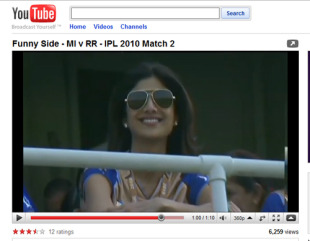 Screengrab: YouTube's IPL channel