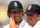 Alastair Cook was grateful for the efforts of Graeme Swann, Bangladesh v England, 1st Test, Chittagong, March 16, 2010