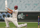 Lee Carseldine held up Victoria, Victoria v Queensland, Sheffield Shield final, MCG, March 21, 2010