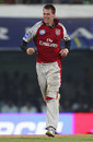 It was an IPL debut to remember for Juan Theron