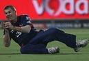 David Warner took four catches and effected a run-out, Delhi Daredevils v Rajasthan Royals, IPL, Delhi, March 31, 2010