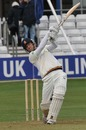 Ryan ten Doeschate warmed up for the season with a hundred, Essex v Leeds/Bradford MCCU, Chelmsford, April 3, 2010