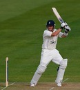 Ian Bell helped Warwickshire back into the lead against Yorkshire, Warwickshire v Yorkshire, County Championship Division One, Edgbaston, April 10, 2010