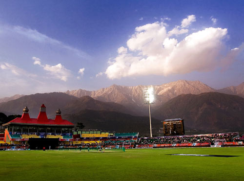 116258 - Dharamsala cleared to host internationals