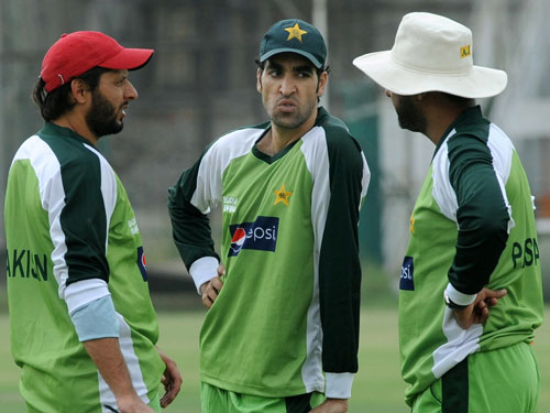 New Kits for World Cup? - PakPassion - Pakistan Cricket Forum