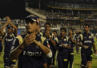 Sourav Ganguly is back in the IPL, but won't be playing for Kolkata