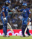 Saurabh Tiwary and Ambati Rayudu shored up Mumbai Indians yet again