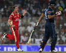 Dale Steyn celebrates dismissing Andrew Symonds