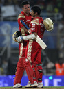 Rahul Dravid and Kevin Pietersen guided Bangalore home, Deccan Chargers v Royal Challengers Bangalore, IPL, Mumbai, April 24, 2010