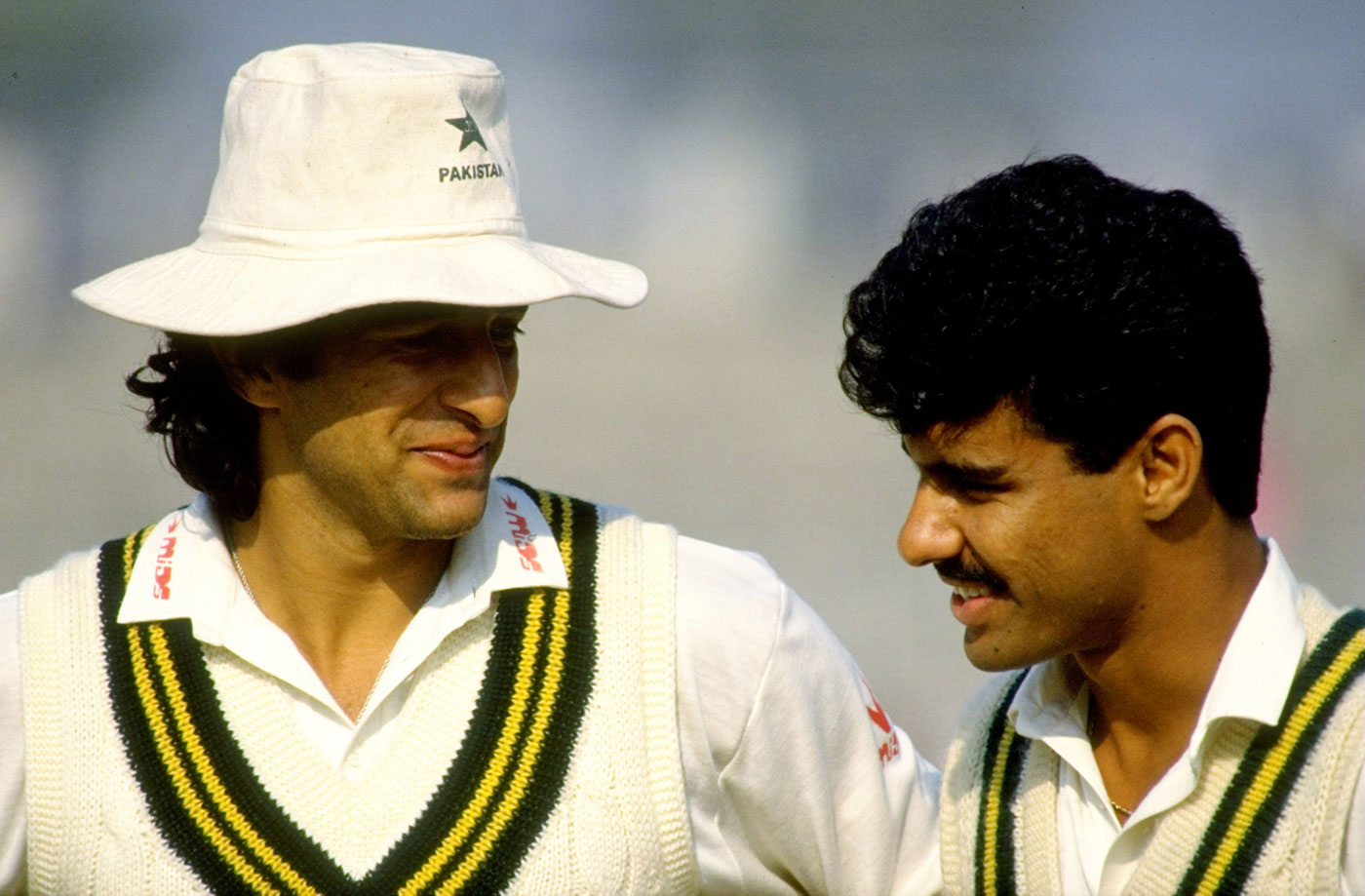 Wasim and Waqar: the bane of opening batsmen everywhere
