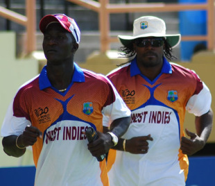 A change of guard in West Indies cricket - Darren Sammy takes over from Chris Gayle