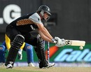 Jacob Oram dealt some crucial blows, New Zealand v Sri Lanka, ICC World Twenty20,Group B, Providence, April 30, 2010