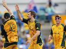 Dirk Nannes was in top form with 4 for 18, Australia v Bangladesh, Group A, ICC World Twenty20, Barbados, May 5, 2010
