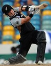 Nathan McCullum's 26 helped reduce the margin of defeat, New Zealand v South Africa, Group E, Bridgetown, May 6, 2010