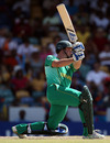 Albie Morkel's batting was the difference for South Africa, New Zealand v South Africa, Group E, Bridgetown, May 6, 2010
