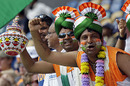 No shortage of support for India at the Kensington Oval