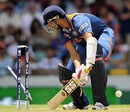 Ashish Nehra was the batsman to be dismissed, Australia v India, Super Eights, ICC World Twenty20, Bridgetown, May 7, 2010