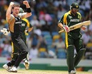 Ian Butler snared Shahid Afridi, New Zealand v Pakistan, Super Eights, Group E, World Twenty20, Barbados, May 8, 2010