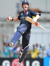 Paul Collingwood struck England's winning runs