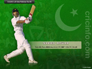 All-time XI - Pakistan