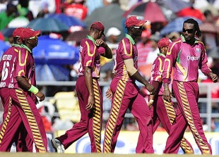 The west indies were whitewashed by south africa in the teams recent