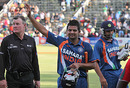 Suresh Raina ends the tour with an unbeaten 72