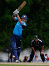 Gavin Hamilton resisted the new ball and grew in confidence as the innings wore on, Scotland v England, Only ODI, Edinburgh, June 19, 2010