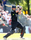 Paul Collingwood calmly saw England home with an unbeaten 38, Scotland v England, Only ODI, Edinburgh, June 19, 2010
