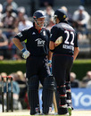 Andrew Strauss and Craig Kieswetter took full advantage of the Scotland attack, Scotland v England, Only ODI, Edinburgh, June 19, 2010