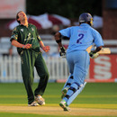 Alan Richardson rues a missed chance, Derbyshire v Worcestershire, fpt20, County Ground, Derby, 21 June 2010